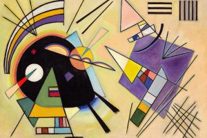 Abstract Impressionism of Wassily Kandinsky