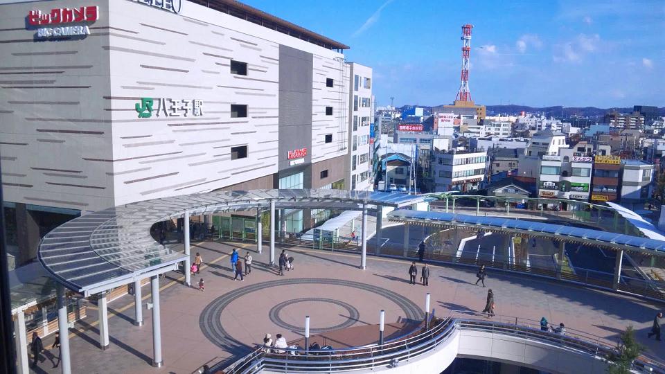 JR Hachioji Station